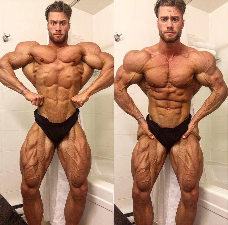 Chris Bumstead Has An Incredible Physique For Only Being 21