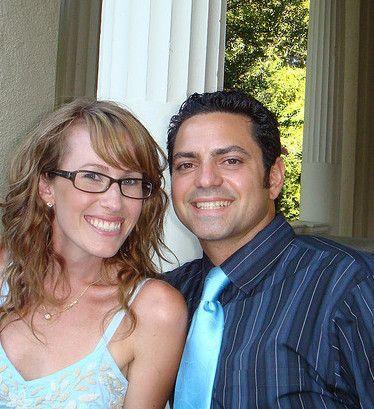 Mike Vitar and Kim Vitar Married Photo