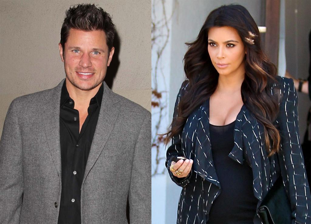Nick Lachey: Kim Kardashian Calls Paparazzi on Herself | Hollyscoop