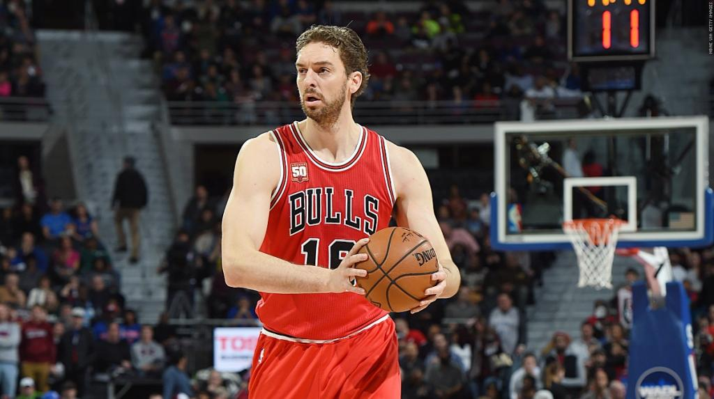 Pau Gasol: New York Knicks Or San Antonio Spurs?     Fadeaway World