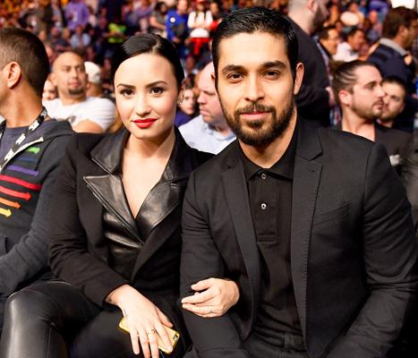 Demi Lovato & Wilmer Valderrama Teen Idols Photo Fanpop