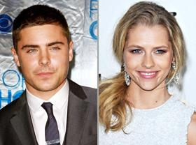 Zac Efron, Teresa Palmer, dating, date, couple, pictures, picture