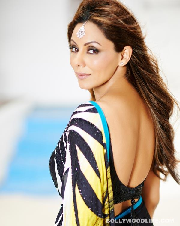 6 Pictures Of Gauri Khan That Prove Shah Rukh Khan Is A Lucky