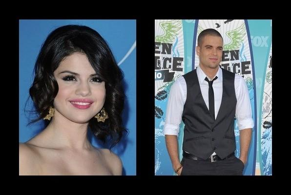 Selena Gomez was rumored to be with Mark Salling - Selena Gomez Dating
