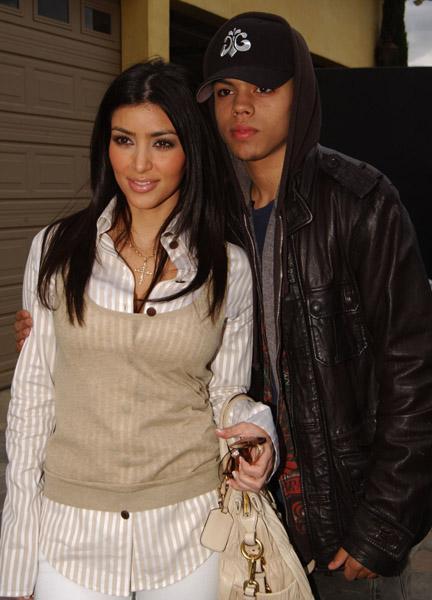 It's Evan Ross's Turn to Hit Kim Kardashian | Bossip