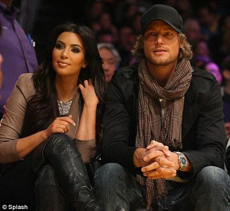 Kim Kardashian splits with Gabriel Aubry but she's already dating Kris