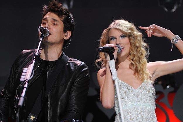 John Mayer Calls Taylor Swifts Dear John Cheap Songwriting