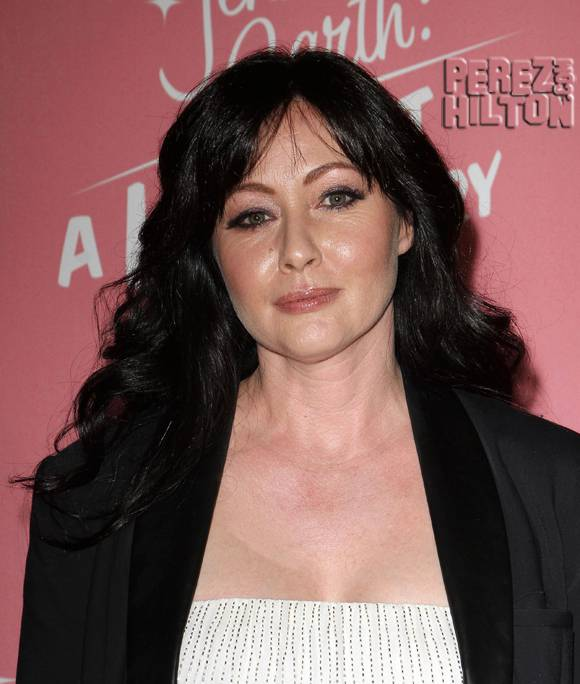 Shannen Doherty News And Photos   Perez Hilton