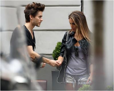 Striscio: Quello tra Nina Senicar e Jared Leto un rapporto salato