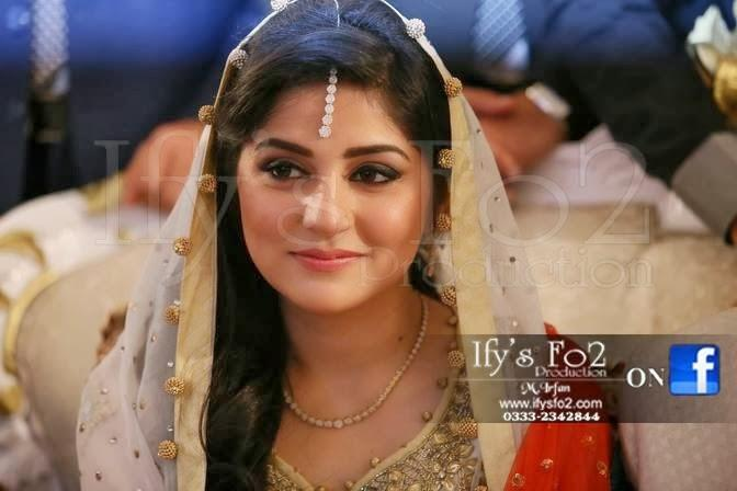 Sanam Baloch Wedding Pics, Valima And Biography