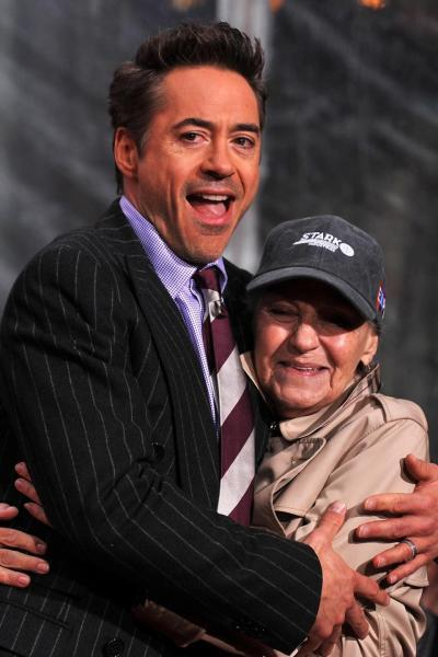 Robert Downey Jr. Posts Touching Tribute To His Late