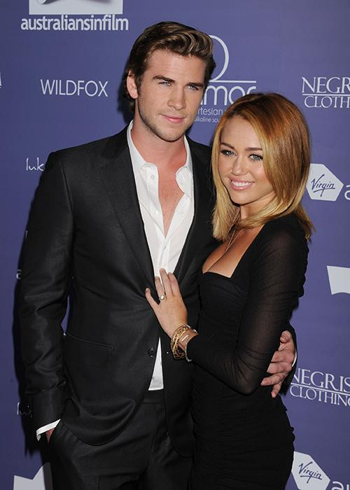 Miley Cyrus And Liam Hemsworth Are Engaged Again - And Moving In