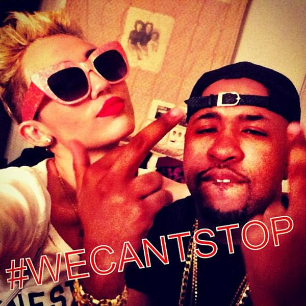 Miley Cyrus & Mike Will Made It Photos Of The Rumored