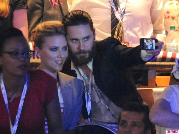 Scarlett Johansson's Dating History: Jared Leto - Scarlett Johansson