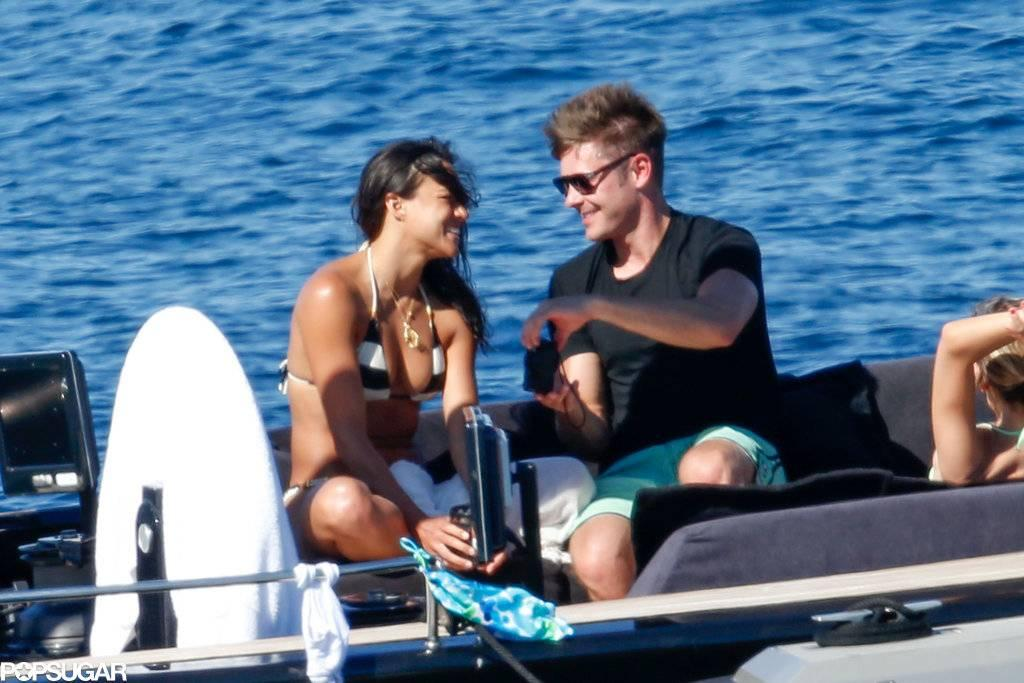 Michelle Rodriguez & Zac Efron back to list