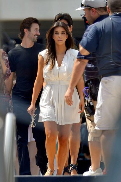 kim kardashian brandon jenner kim and kourtney kardashian are joined