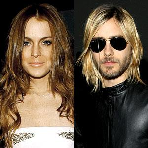 My blog: lindsay lohan jared leto