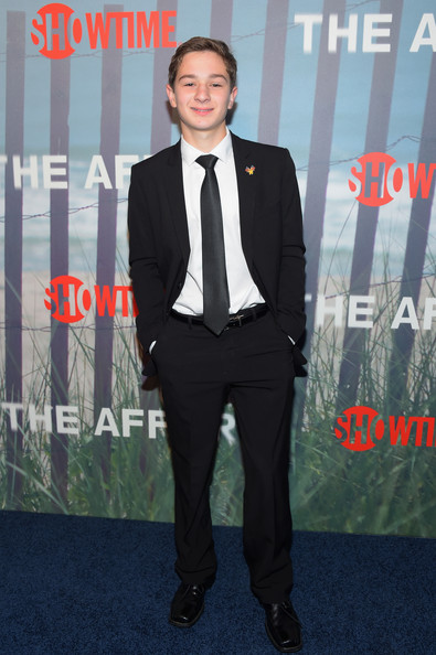 Jake Siciliano Pictures 'The Affair' Premieres In NYC     Part 2 -