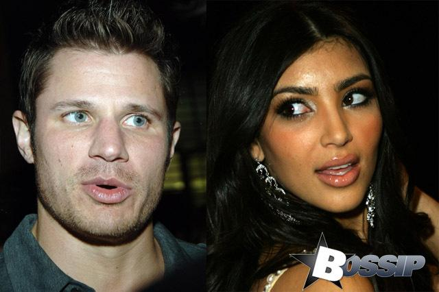 Put On Blast: Nick Lachey Claims Kimmy Cakes Called The Paps During