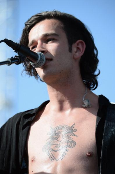 Matt Healy On Harry Styles Rumors And Taylor Swift Boyfriend Gossip