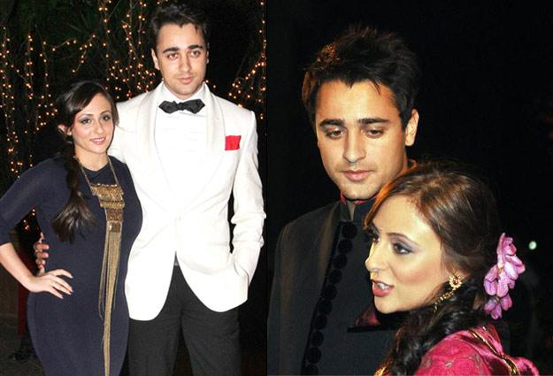 The Beautiful Love Story Of Bollywood Couple Imran Khan And