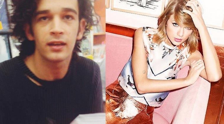 Rocker Matt Healy has shut down rumours of dating Taylor Swift, saying