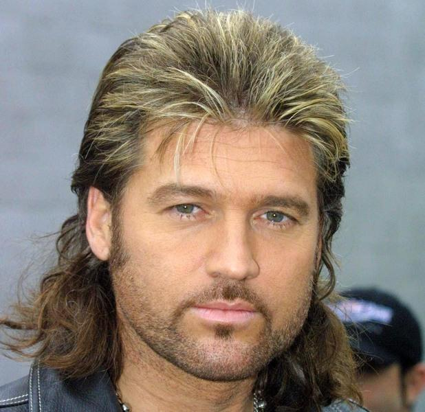 9 Times Billy Ray Cyrus' Mullet Was So Good/Bad It Broke My Heart