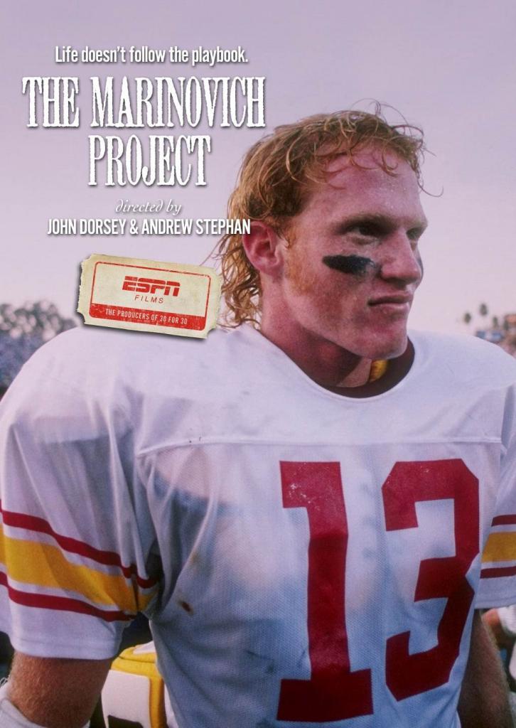 A Football Star - Turned Addict. Todd Marinovich. - Dr. Aaron Van