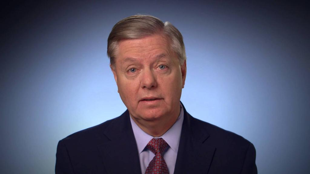 A Message From Lindsey Graham - YouTube