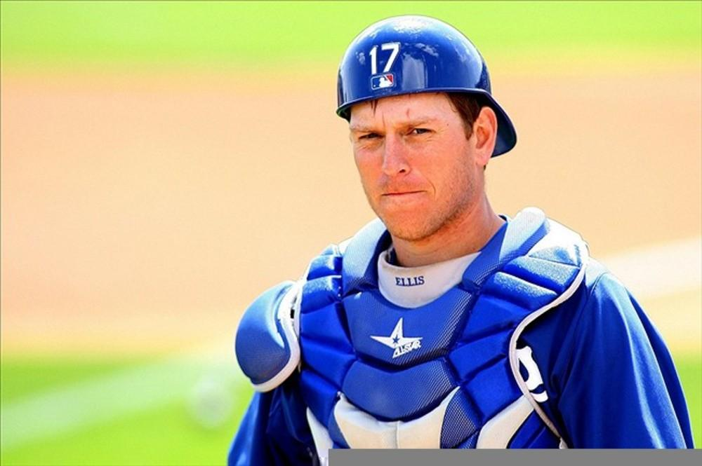 A Reason To Get Behind A.J. Ellis, All Star      BleedBlue92