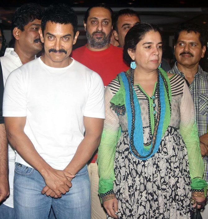Aamir Khan Is A Family Man Despite Getting Divorced From His First