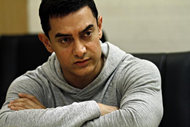Aamir Khan Trolled On Twitter For Intolerance Remarks - Livemint