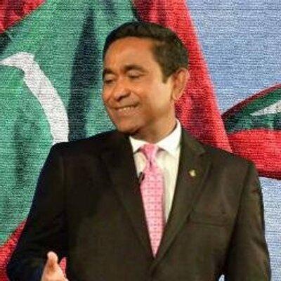 Abdulla Yameen (@PresYameen)   Twitter