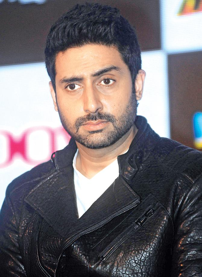 Abhishek Bachchan Gives A Fitting Reply To A Troll On Twitter