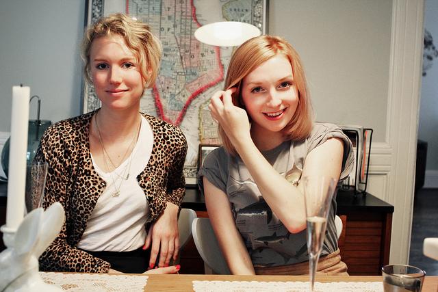 About Nina Akestam & Sandra Beijer, Creatives - Nina & Sandra's