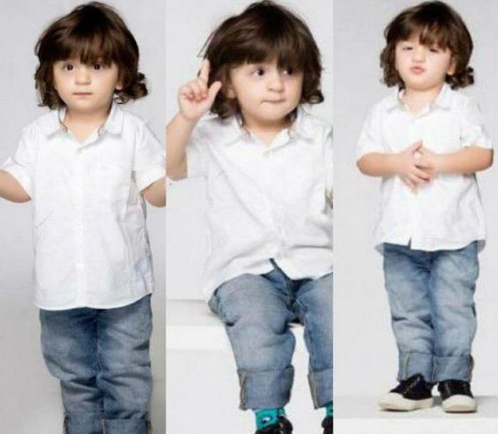 AbRam Khan Birthday: Here Are Some Rare Pictures Of Shah Rukh Khan's