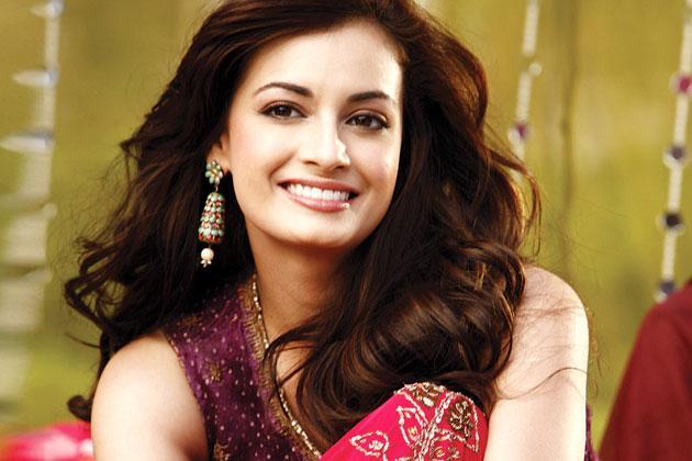 Actress Dia Mirza Contact Details   Contact Number