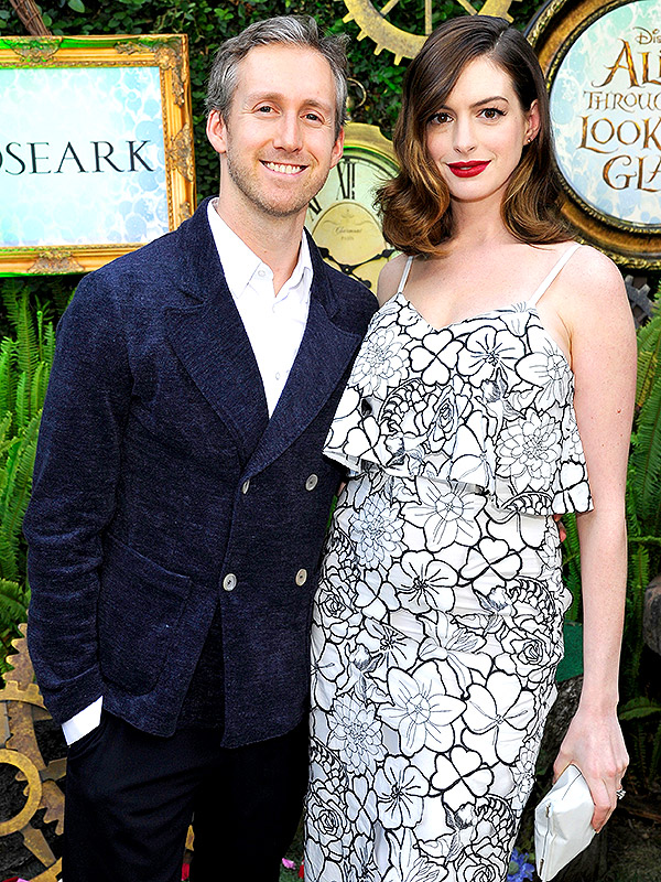 Adam Shulman On Wife Anne Hathaway As A Mother To Son Jonathan