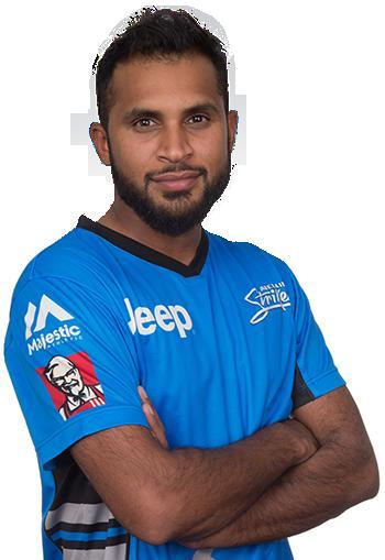 Adil Rashid   Adelaide Strikers - BBL