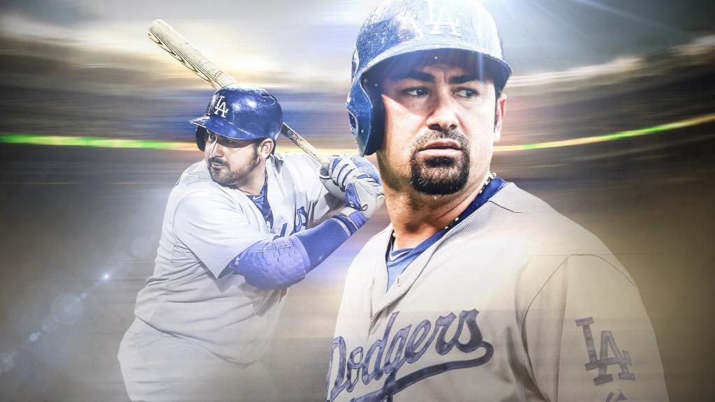 Adrian Gonzalez Ultimate 2014 Highlights - YouTube