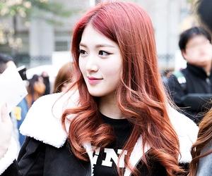 Ahn Chaeyeon (Yeoreum) By Winuscraft On We Heart It