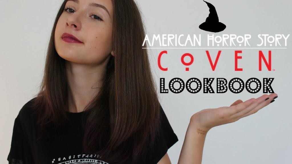 AHS Coven Lookbook     - YouTube