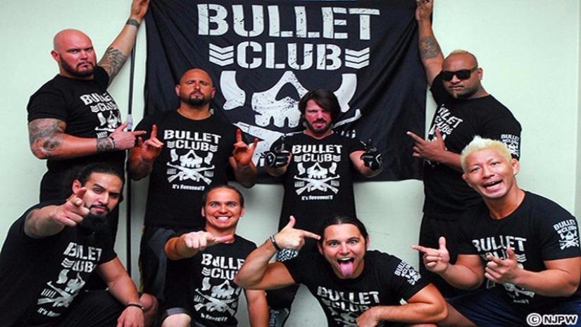 Aj Styles Bullet Club Related Keywords & Suggestions - Aj Styles
