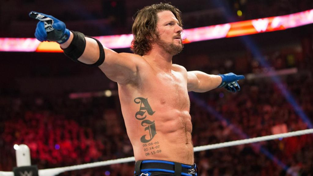 AJ Styles On Chad Dukes Versus The World   Chad Dukes Wrestling Show