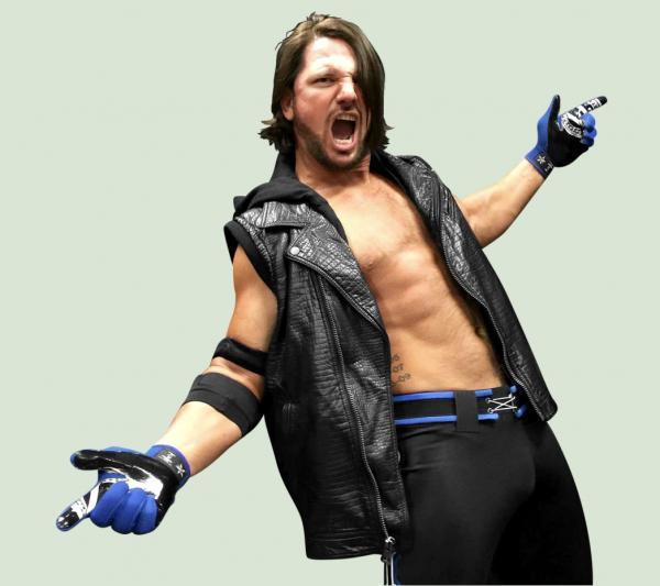 A.J. Styles: Profile & Match Listing - Internet Wrestling Database (IWD)