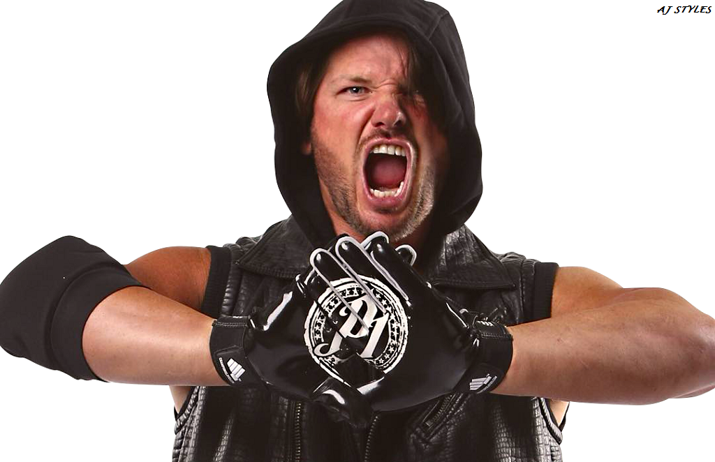 AJ Styles Wallpapers 2016 - Short Biography Hd Images