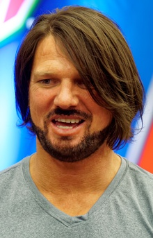 A.J. Styles - Wikipedia Republished // WIKI 2