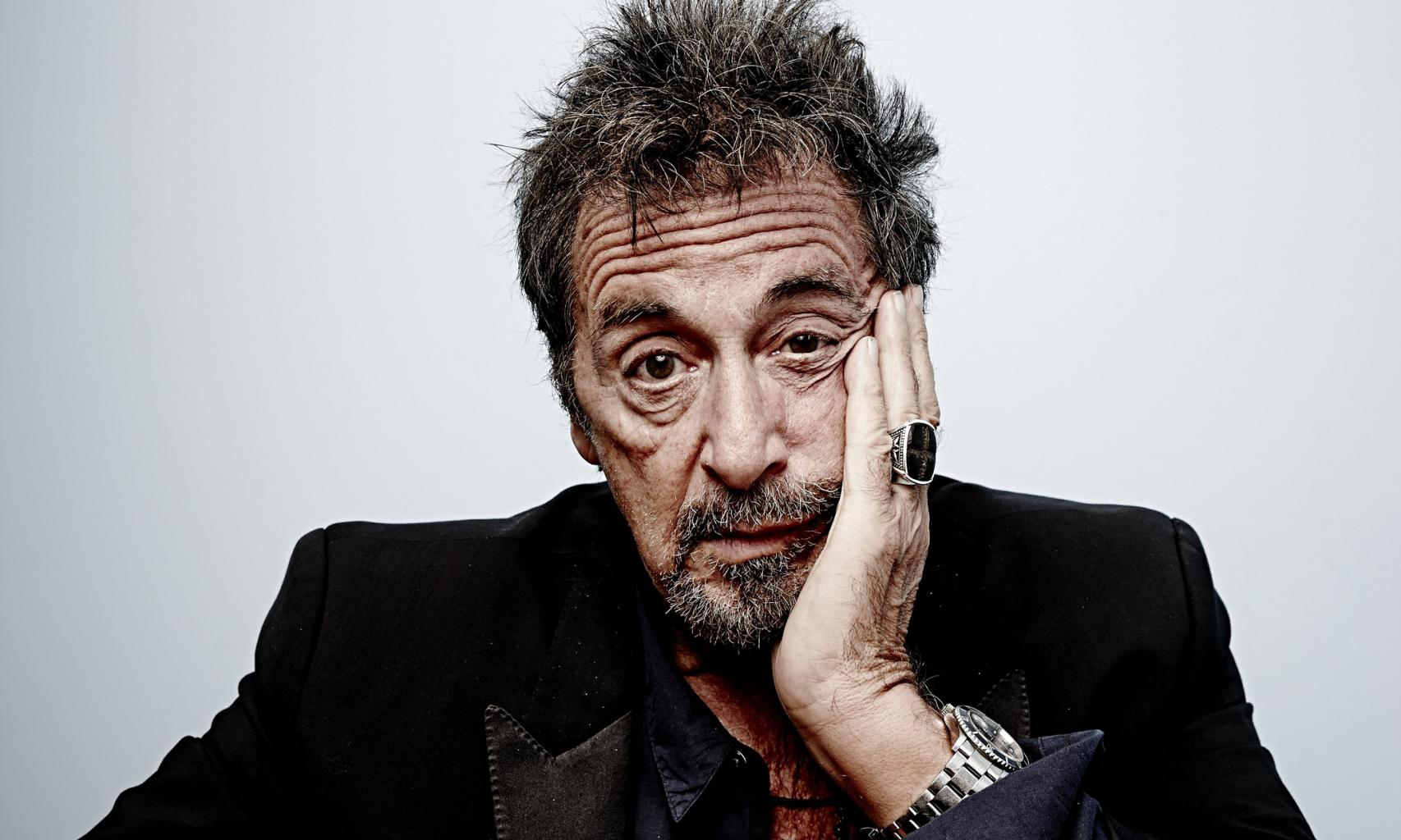 Al Pacino: 'It's Never Been About Money. I Was Often