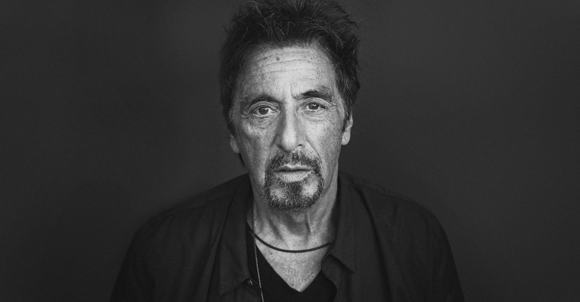 Al Pacino   The Talks