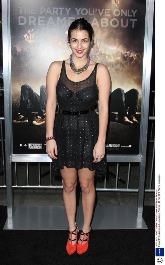 Alanna Masterson Style   Full HD Pictures